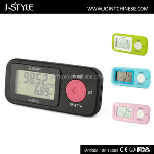 Joint Chinese 3D Accelerometer silicone bracelet with pedometer with Best price and reliable quality