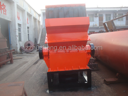 China NO.1 Metal Crusher in metal recycling machine from large wholesale HUAHONG