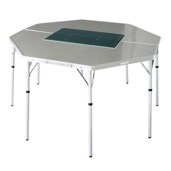 New Outdoor Portable Aluminum Picnic Fold Up Camping Table