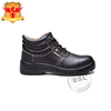 DS9718 China made anti-alkali chemical lab safety shoes