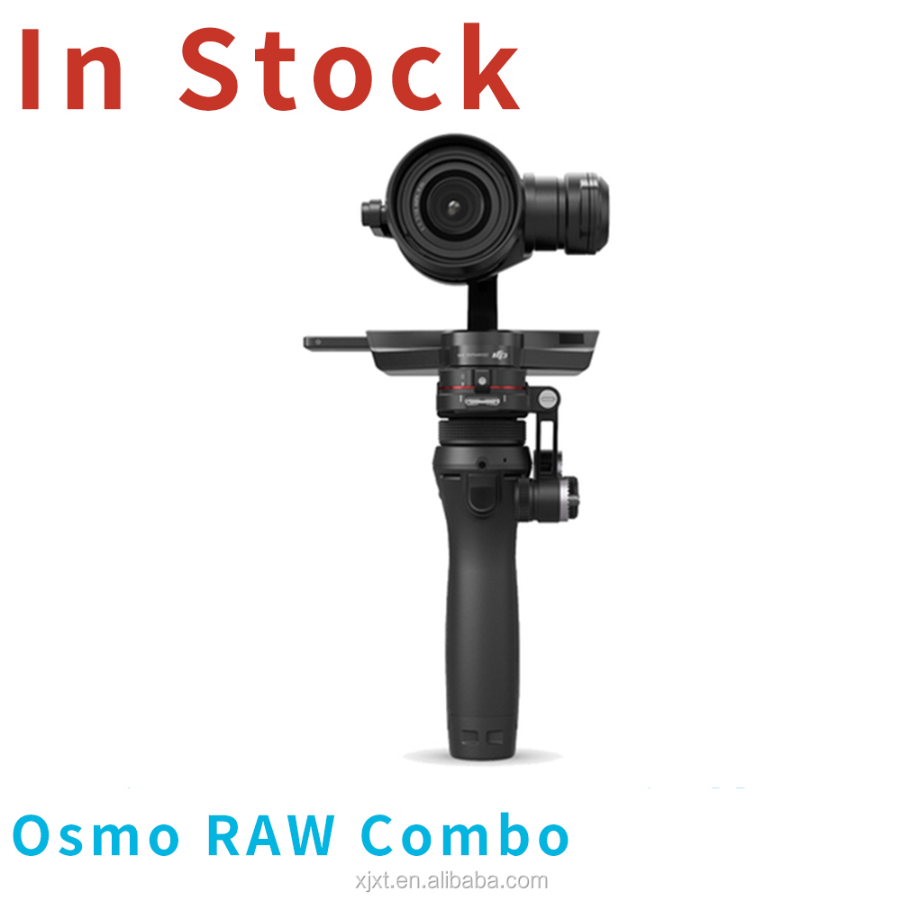 DJI Drone Osmo RAW Combo Integrated gimbal stabilization 4K Video at 30fps 16MP Camera