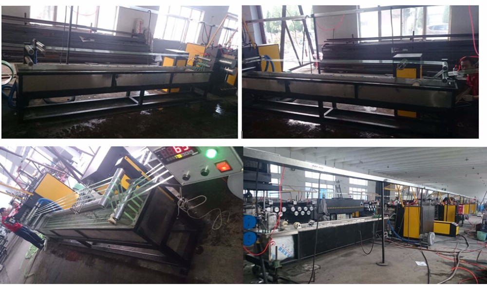 High quality PP/PET PP/PET Packing belt production line