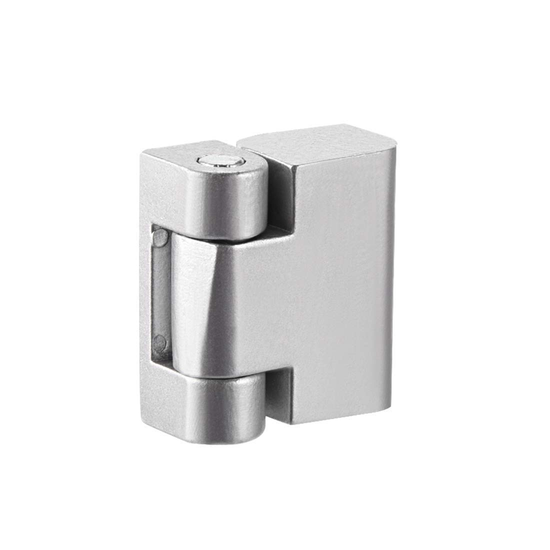 uxcell Cabinet Gate Closet Door 30mm Length Zinc Alloy Hinge Matte Color