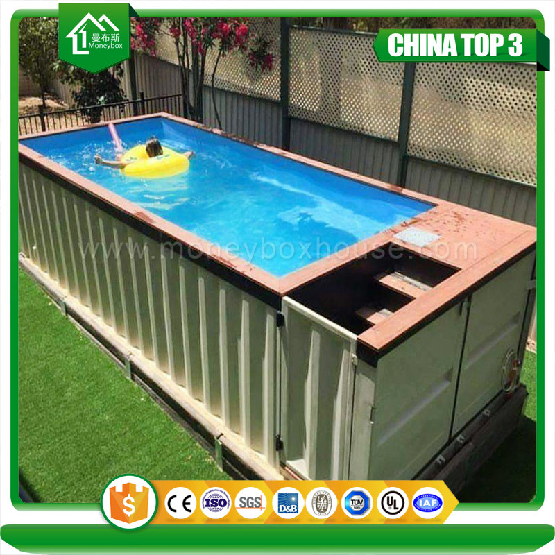 R cipient piscine conteneur d 39 exp dition piscine maisons for Piscina container