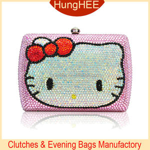 361140a9c7 Hello Kitty Crystal Bag