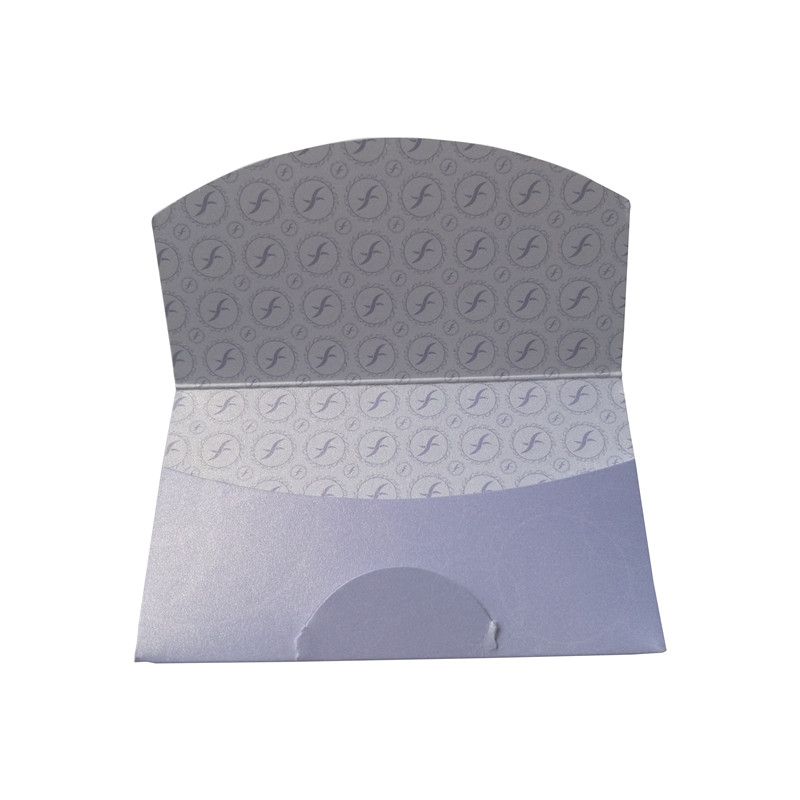 Zuoluo place card holder/hotel key card envelopes