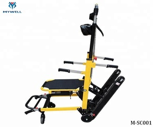 M-ESC001 motorized stair climbing rollator walker