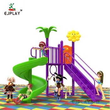 Professional Amusement Park Slide Unique Design Kids Outdoor Playground