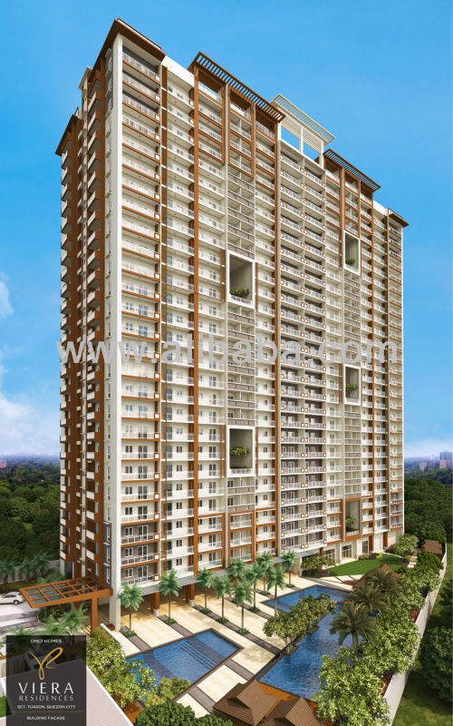 Viera Residences by DMCI Homes | for sale condominiums along tomas morato and timog avenue quezon city
