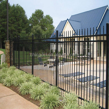 2016 new latest cheap wrought iron fence panels. Black Bedroom Furniture Sets. Home Design Ideas