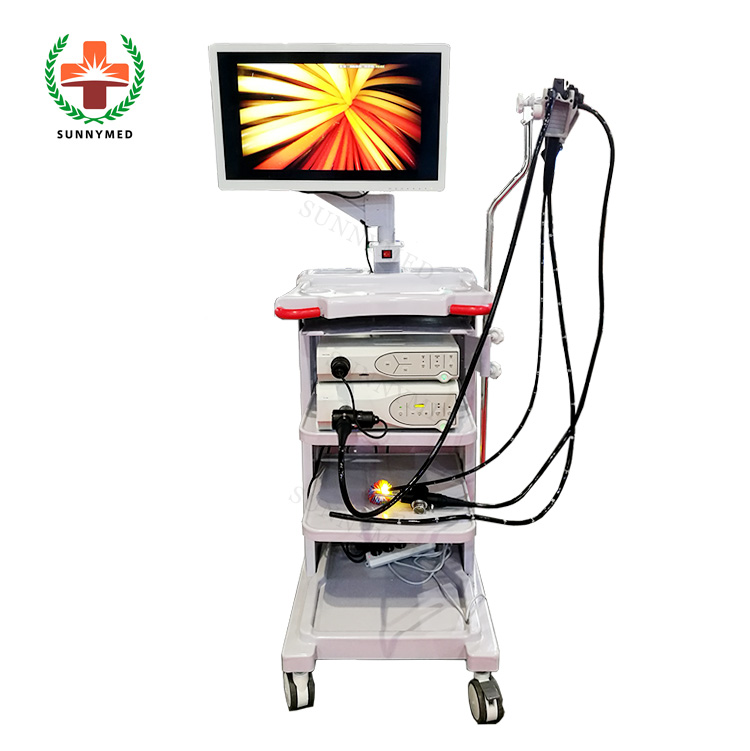 SY-P006 Sunnymed Medical Hospital Electronic Video Colonoscope gastroscope