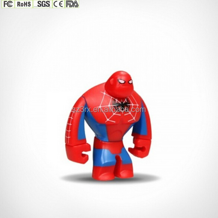 new products custom spider vinyl toys,custom pvc cute figurine cpsia toys for kids,Custom pvc toys order from china direct