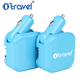 high quality fast usb wall charger 2.1a usa mobile qc 3.0 smart USB car charger for bus