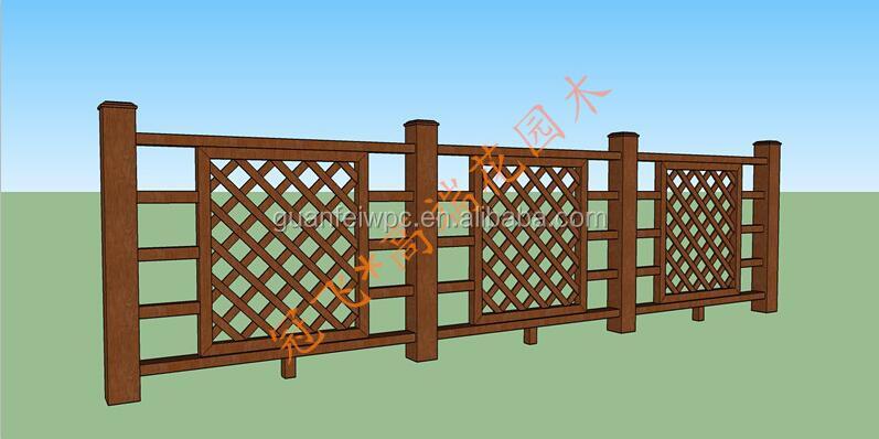 2016 caliente nuevo diseño de cuadrícula valla uv resistente ...