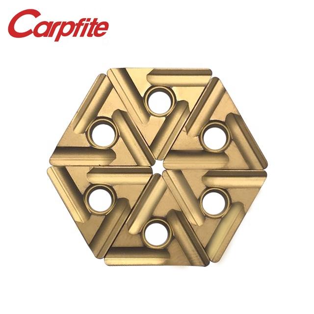 Shims Triangle For TNMG1604 Insert Turning Tool Carbide 10Pcs Set Kit Useful