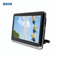 10.1 inch large screen android dual dvd