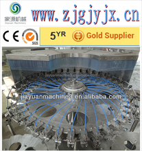 3 in 1 Small bottle water filling machine/juice filling line/water filling machine,mineral water bottling plant(CGF Series)