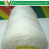 High quality Hot selling Eco-Friendly,High Tenacity Feature polyester dacron sewing thread in Dongguan Wanshan