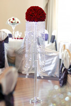wedding crystal flower stand MH-TZ0224