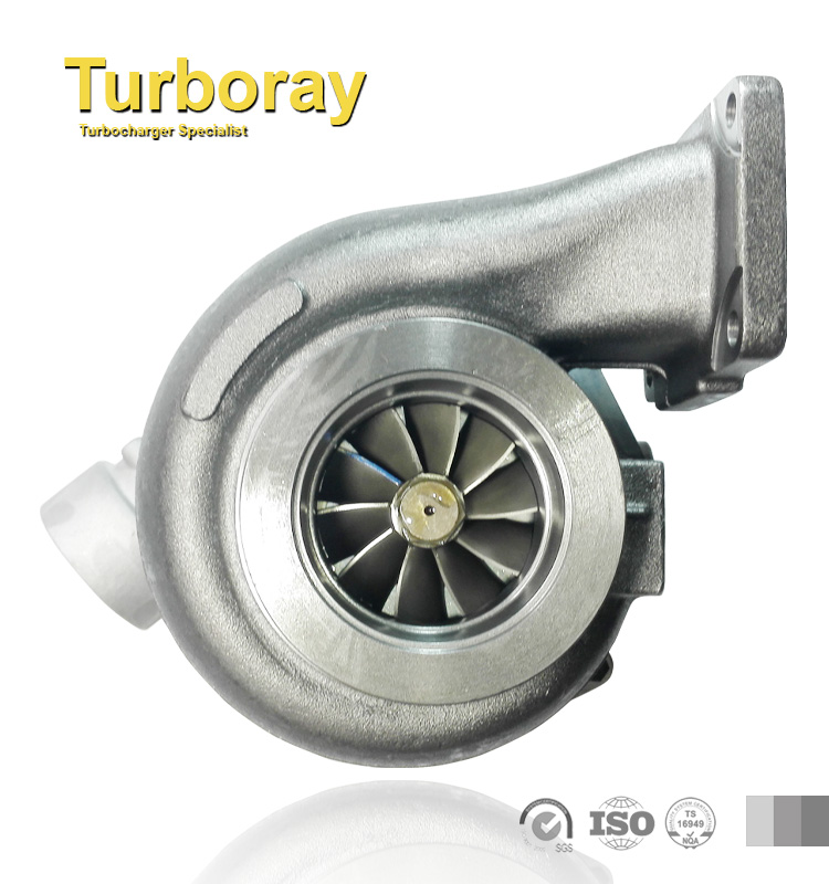 Volvo Spare parts GT4594 3537840-D turbo charger for Volvo Power train Truck 8148873 Euro D12A
