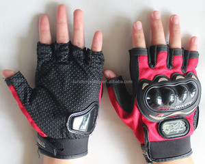 Motorcycle Gloves Moto Racing Motorbike Motocross Motor Riding cycling Half Finger