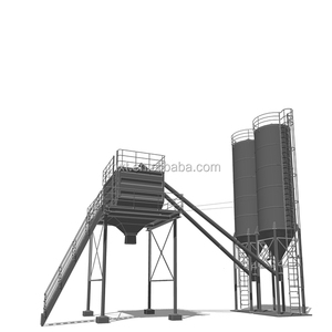 High Quality 100T Bolted Steel Cement Silo for Sale
