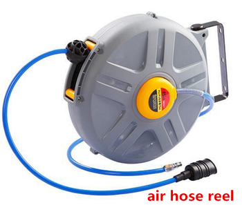Automatic Retractable Air Hose Reel for car repairingmetal quick connectorportable  sc 1 st  Alibaba & Automatic Retractable Air Hose Reel For Car RepairingMetal Quick ...