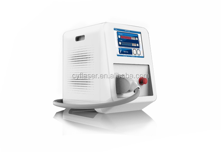 2018 new Beauty equipment laser hair removal machine 808nm diode CYF-808A