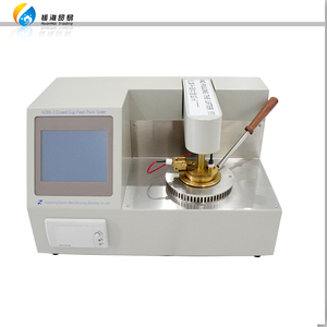 Automatic Laboratory Testing Equipment Closed Cup Oil Flash Point Analysis