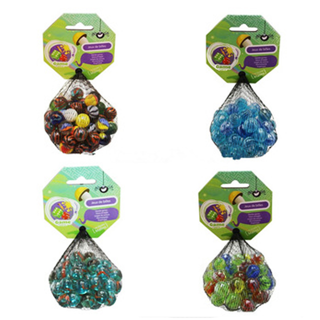 hot sell colored toy Glass Marbles