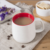 Best selling christmas ceramic cup