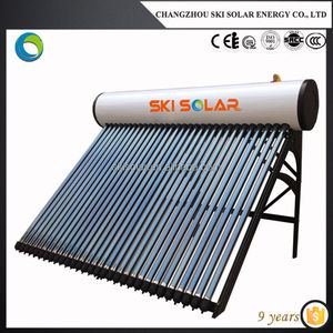 solar water heater tube wind solar hybrid power system
