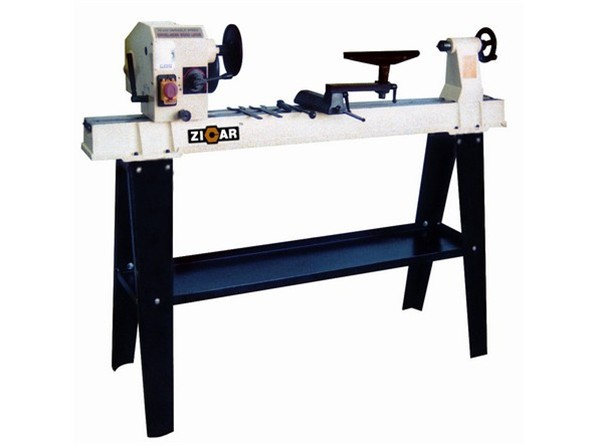 ZICAR WL1100  manual mini wood lathe/wood working machine