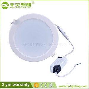Hot sales Customized led downlight cutout size 50mm 125mm