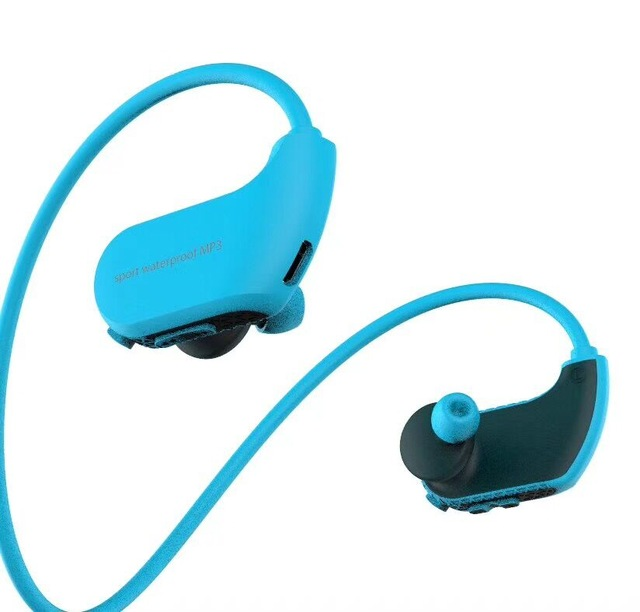 4GB&8GB Wireless head-mounted swimming <strong>mp3</strong> diving waterproof sports <strong>MP3</strong> player New head-mounted sports waterproof <strong>MP3</strong>