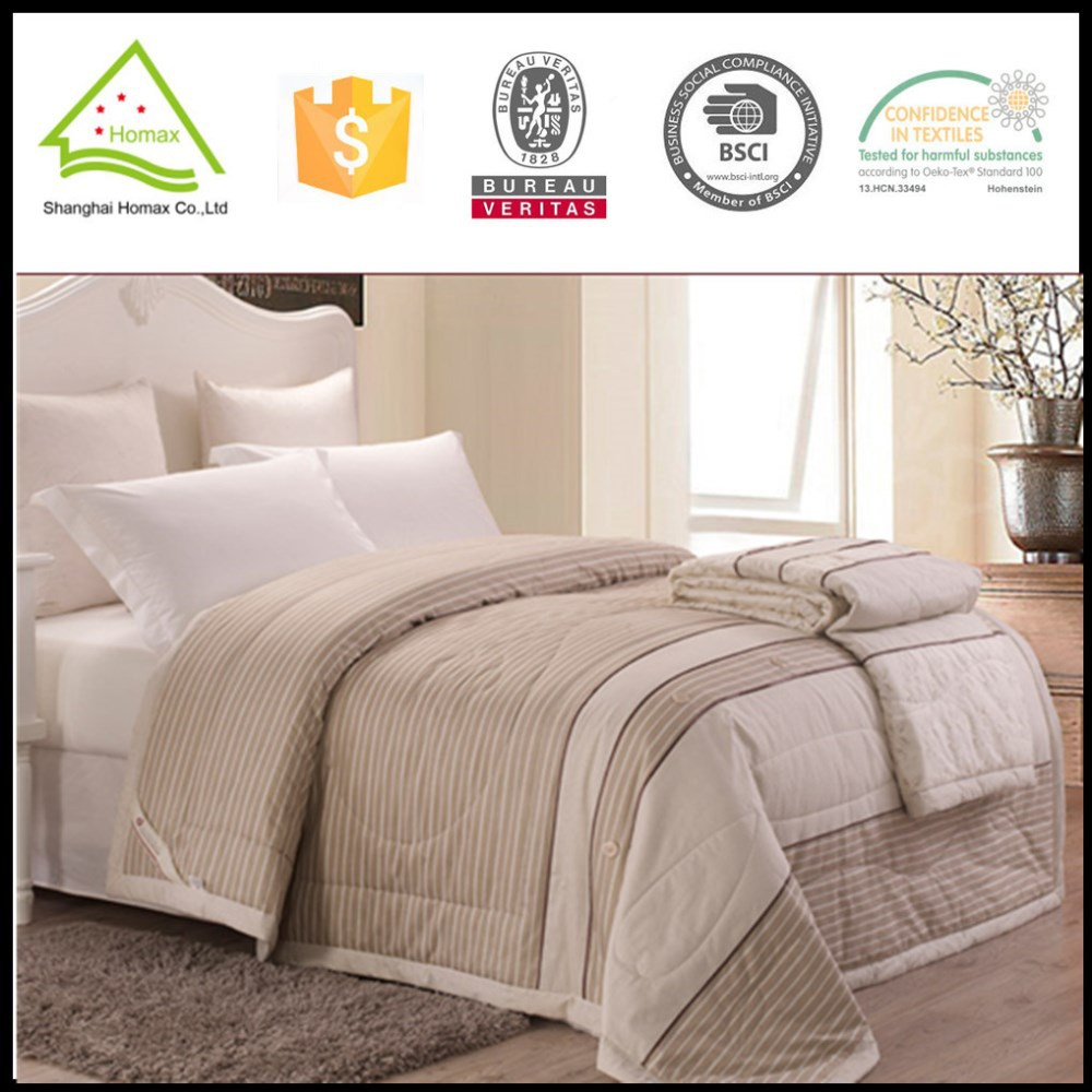 Wholesale high quality Hot-selling down hotel bedspreads