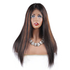 Factory price raw virgin full lace wig unprocessed 100% human hair wigs