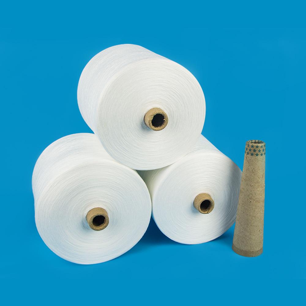 LIGHT GREEN 120s spun polyester overlocker sewing machine thread 5000yd cones