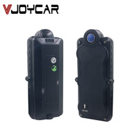 Vjoycar 10000mAh Waterproof Vehicle Real Time GPS Tracking System Devices WiFi Positioning SD Logger WCDMA 3G GPS Tracker