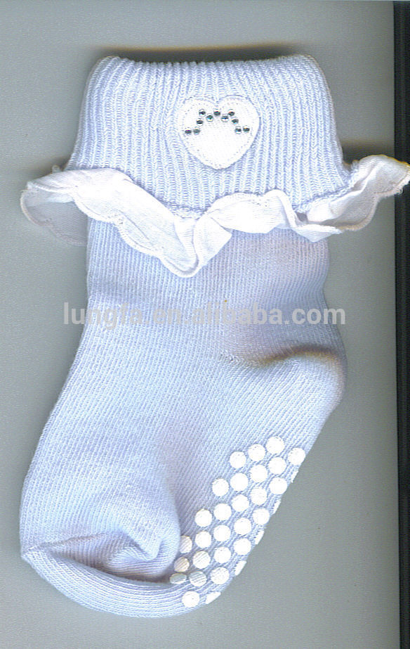 Good quality hot selling baby socks for leg warmer