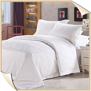 100 Cotton Comfortable Bed Sheet/china Made 5 Star Hotel Linen/ Guanghzhou  Alibaba