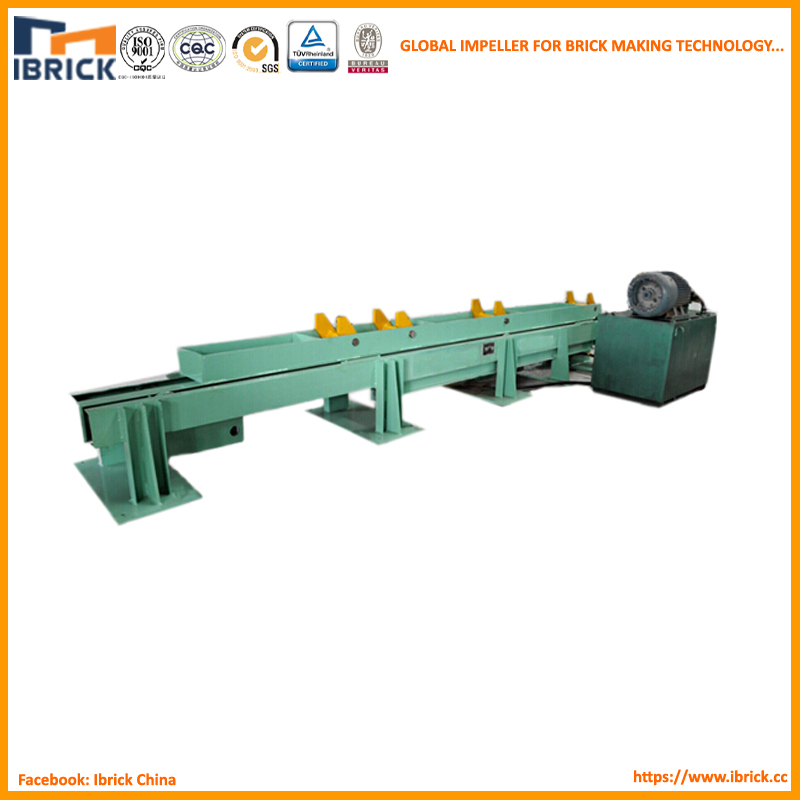 Automatic YD Hydraulic cart pusher for the brick firing kiln