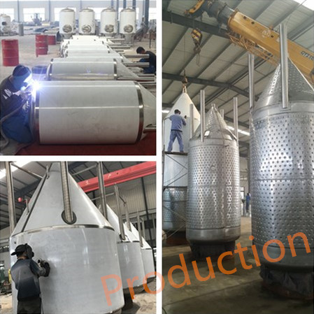 1000L beer storage brite tank double wall bright beer tank for microbrewery equipment
