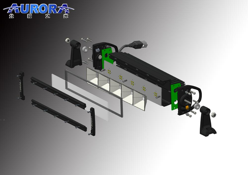"High Brightness & Quality 50""light bar for wrangler jk light and led offroad light bar"