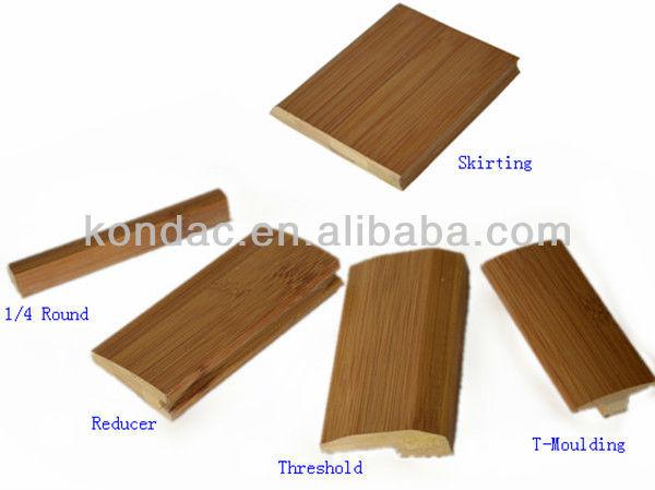 Holzfußboden Click ~ Waterproof click lock bamboo floor bambus parkett carbonized