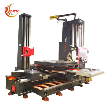 TPX6111 TPX China CNC Type Table Type Boring Mills Machine With CE Certificate