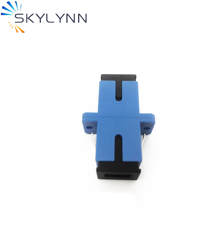 Top Sell SC/UPC Fiber Optic Adapter Optical Adapter For Ftth