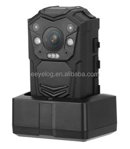 Eeyelog EH15 1296P night vision police body camera used by security guardian