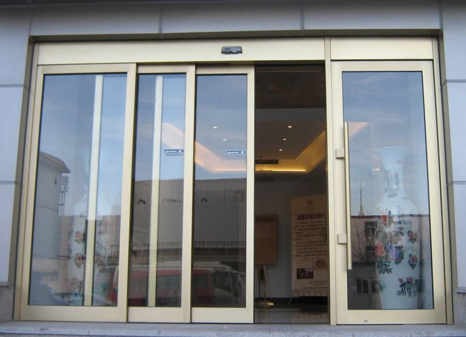 Photocell Telescopic Sliding Door   Buy Photocell Telescopic Sliding Door  Product On Alibaba.com