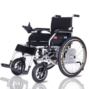 cheap electric wheelchair lightweight steel frame wheelchair electric for disabled